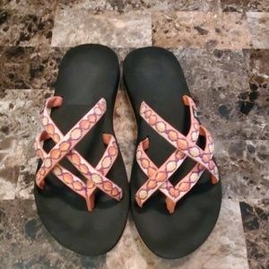 Like new Teva sandals
